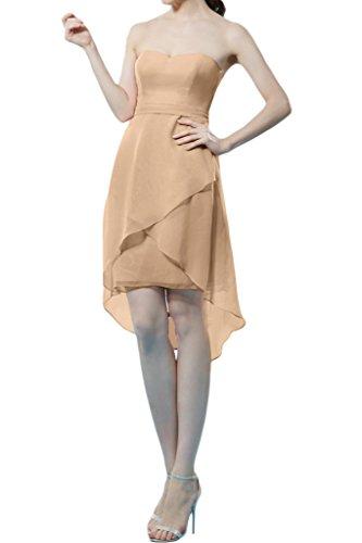 Missdressy -  Vestito  - linea ad a - Donna cachi 64