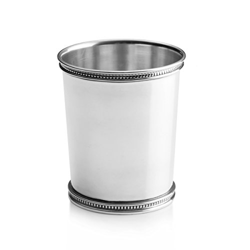 Towle Silver Plated Mint Julep Cup, 8-Ounce