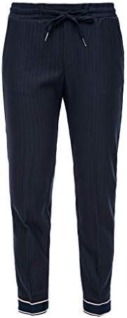 s.Oliver 14.909.76.3058 Pantalon, Bleu Marine (5959), W42 Femme