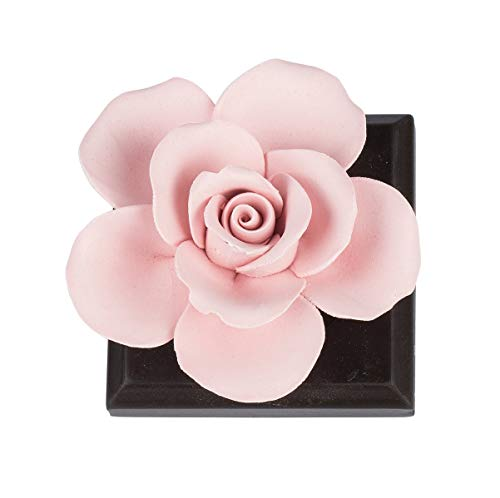 c Artificial Flower Fragrance Diffuser Living Room Decor - Great Gift for Mother's Day Valentine's Day Wedding and Christmas (Red Rose) ()
