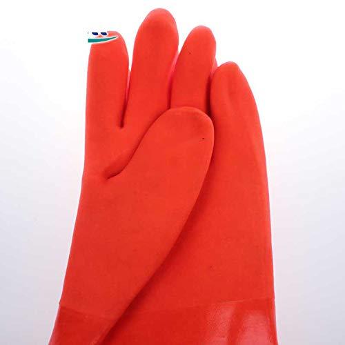 SMBYLL Guantes de nitrógeno Anti-líquido Guantes de congelación para Almacenamiento de Hielo Laboratorio cálido y Resistente al frío Guante: Amazon.es: ...