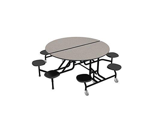 Palmer Hamilton Cafeteria Tables - Palmer Hamilton 59T Easy Folding 60
