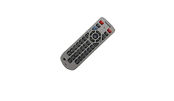 LWU505 MXCG Replacement Remote Control for Christie 00300367001