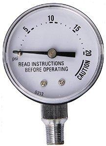 Canner Steam Gauge - Presto 85771 Pressure Canner Steam Gauge
