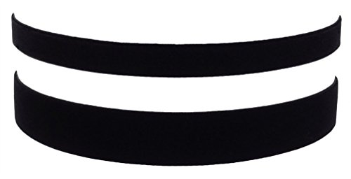 FOROLAV Girls Velvet Choker Necklace