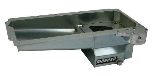 Moroso 20143 Swap Road Race Oil Pan for GM LS Engine