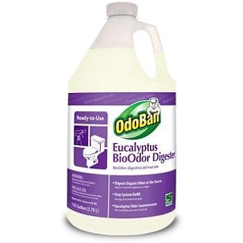 Amazon.com: OdoBan 928062-Q12 RTU BioDrain Grease and Waste ...