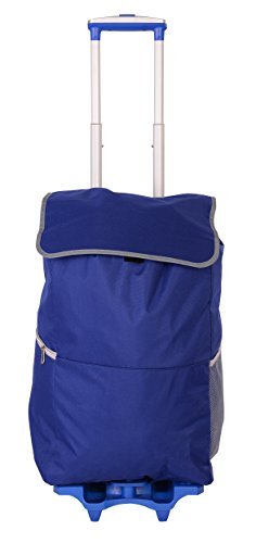 ONE CART system Bungee and Shopper Set, Blue