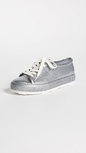 Melissa Sneakers Glitter Be Silver Women's Bright r4xwC7r1q