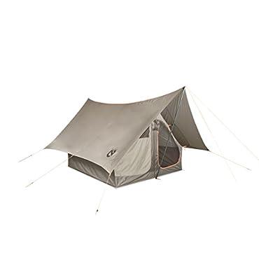 Nemo Dark Timber Tent 4P