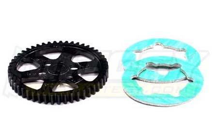 nitro rustler spur gear - 8