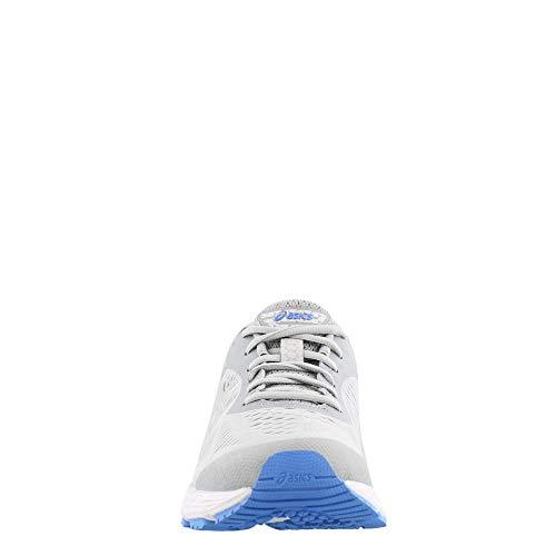 ASICS Gel-Kayano 25 Women's Shoe, Mid Grey/Blue Coast, 5 B US by ASICS (Image #2)