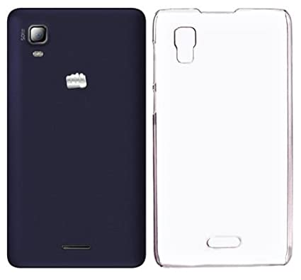 uk availability aaf59 448b7 MICROMAX CANVAS DOODLE-3 A102 BACK COVER: Amazon.in: Electronics