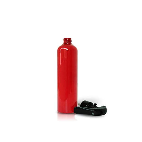 LTTXS,Bomboletta spray da 400 ml Bomboletta spray in plastica PET di alta qualità Detergente per alcol La bomboletta… 3 spesavip