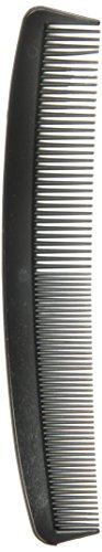 Medline Plastic Combs black Count