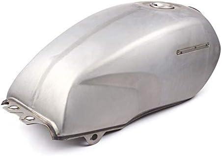 Motorrad Kraftstofftank Retro Projekt Flach Tracker Scrambler Cafe Racer Brat Fahrrad Auto