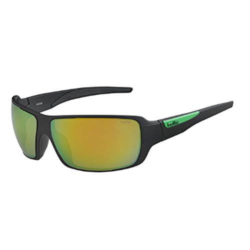 Bolle Cary Sunglasses Matte Black, Multi by Bolle