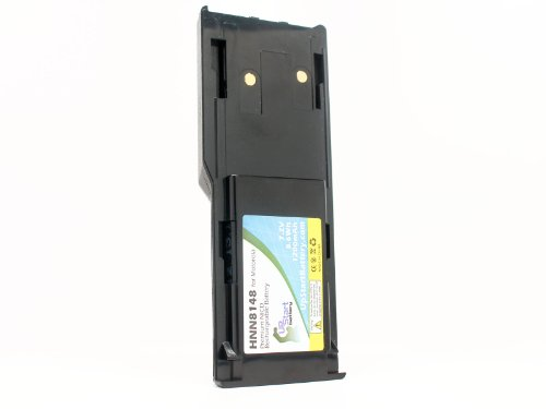 Motorola Radius P110 Battery - Replacement for Motorola HNN8148 Two-Way Radio Battery - Compatible with HNN8148, HNN8148A, HNN8148B, Radius P110, P110