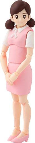 figma コップのフチ子 figmaのフチ子 ピーチ ノンスケール ABS&PVC製 可動フィギュアの商品画像