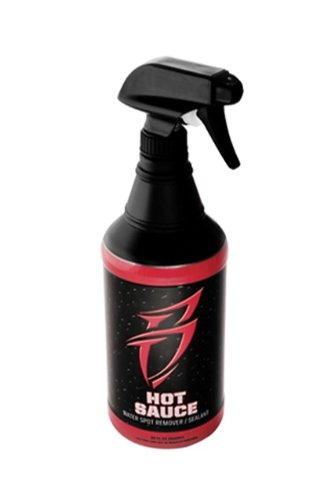 Hard Water Spot Remover - Boat Bling HS - 0032 Hot Sauce Premium Hard Water Spot Remover - 32 oz.