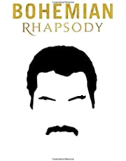 Bohemian Rhapsody: Queen notebook, 100 lined pages, 6x9''