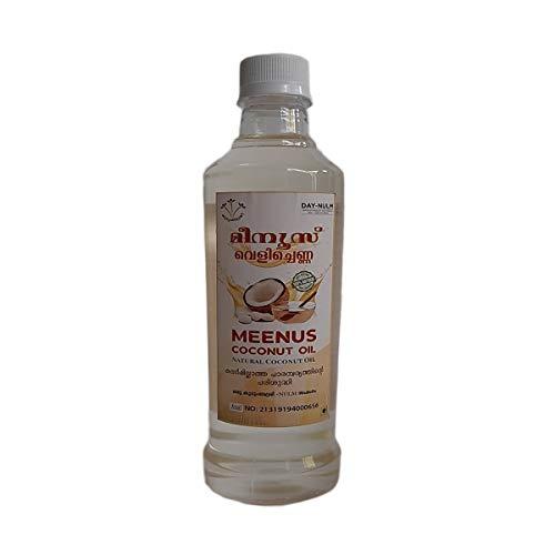 Meenus Pure Coconut Cooking Oil 500 ml