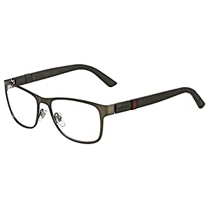 Gucci GG2251 Eyeglasses-0R42 Brushed Brown -55mm