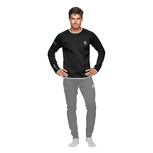 Waterproof Meshtec 3D Insulating Undergarment Mens Top, 2XL ()