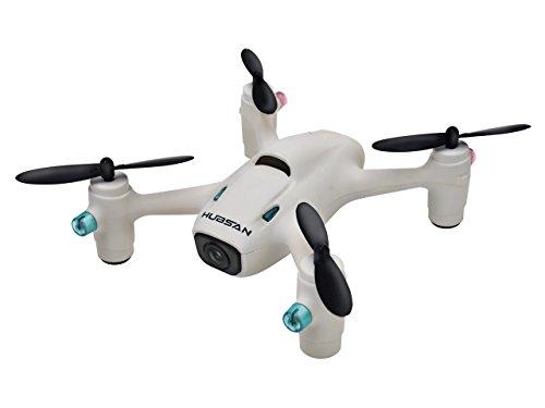 Hubsan H107C+ X4 Mini Quadcopter Camera Plus (White)