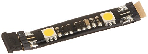 WAC Lighting LED-T2430-2IN-10WT 10 x 2-Inch 24V InvisiLED Classic 3000K Light ()