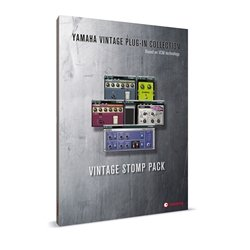 Steinberg Vintage Stomp Pack VCM Guitar Effects Plugin Bundle (VST)