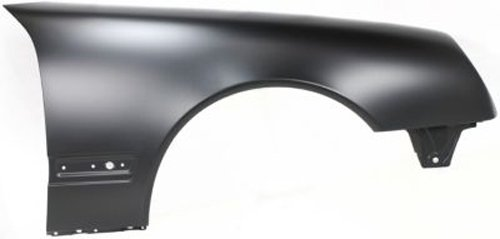 OE Replacement Mercedes-Benz E320/E430 Front Driver Side Fender Assembly (Partslink Number ()