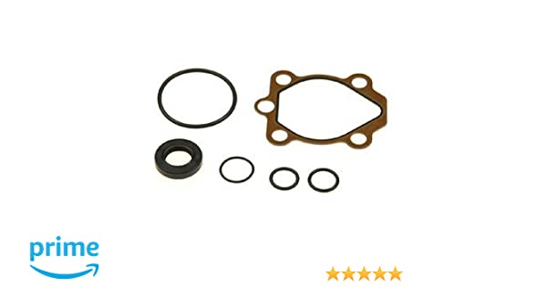Gasket and Seals ACDelco 36-348419 Professional Power Steering Pump Seal Kit with Bushing