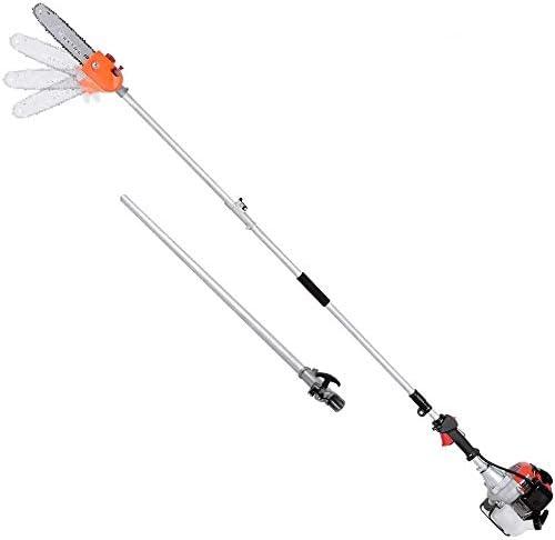 MAXTRA 90-180 Degree Head Adjustable Pole Chainsaw