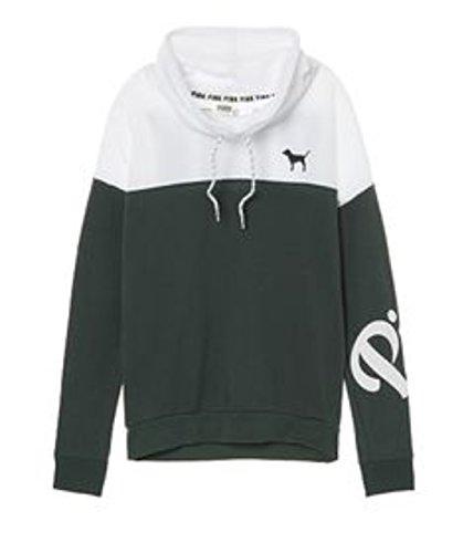cowl neck hoodie victoria secret - 2