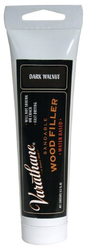 Varathane 215214 Wood Filler, 3.5 oz, Dark Walnut