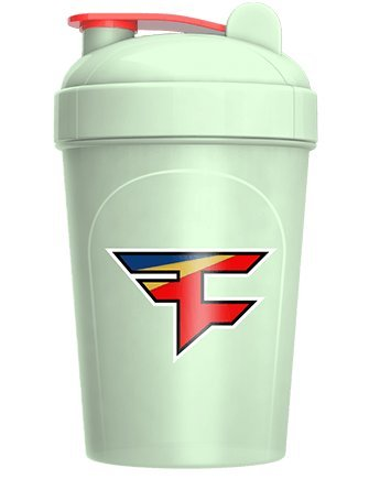 G Fuel FaZe 7th Anniversary Edition Shaker Cup (Glow-In-The-Dark)