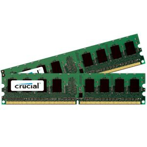 4GB kit (2GBx2) Upgrade for a Dell OptiPlex 960 Series (Desktop, Mini Tower and Small Form Factor) System (DDR2 PC2-6400, NON-ECC, )