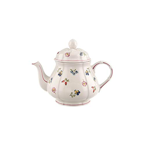 (Villeroy & Boch Petite Fleur Teapot)