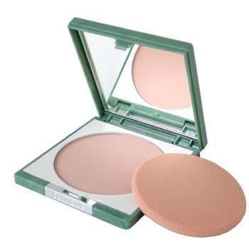 Clinique Super Powder Double Face Makeup for Dry Combination, No. 01 Matte Ivory (Vf-P), 0.35 (01 Makeup)