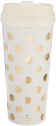 392f1753735 Kate Spade New York Women's Gold Dots Thermal Mug - Buy Online in ...