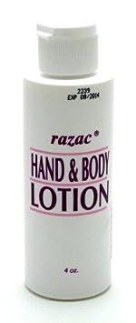 Razac Hand Body Lotion 4oz 12 Pieces