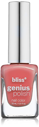 bliss Genius Nail Polish Color, Water the Melon Missy, 0.5 fl. oz.