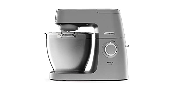 Kenwood Robot Pâtissier Chef XL Elite 1400W 6,7L KVL6305S: Amazon.es: Electrónica