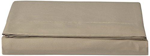 AmazonBasics-Microfiber-Flat-Sheet-Beige