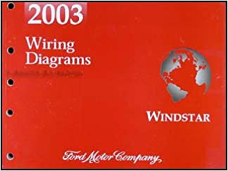 2003 ford windstar wiring diagram manual original: ford: amazon com: books