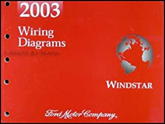 2003 ford windstar wiring diagram manual original ford amazon com rh amazon com