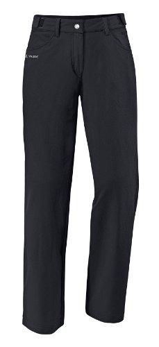VAUDE Hose Womens Trenton Pants II - Pantalones para mujer negro