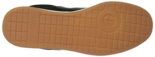 417 Lacoste Black 1 Men's Sneaker EVO Carnaby Yellow ZHqtwSHv