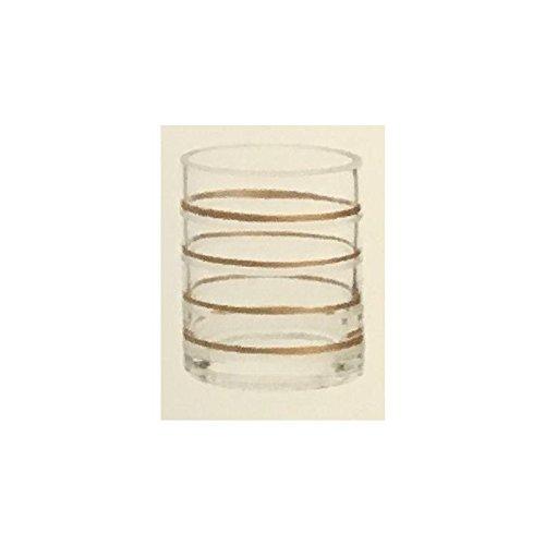 Yankee Candle Copper Elegance Vorive Holder 3, Glass, Multi-Colour, M, 1521404